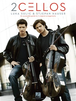 2 Cellos: Luka Sulic & Stjepan Hauser (2vc)
