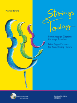 Strings Today (score+CD-ROM)