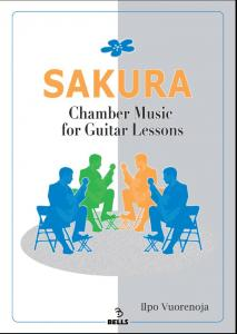 Sakura - Chamber Music for Guitar Lessons (2-5gu)