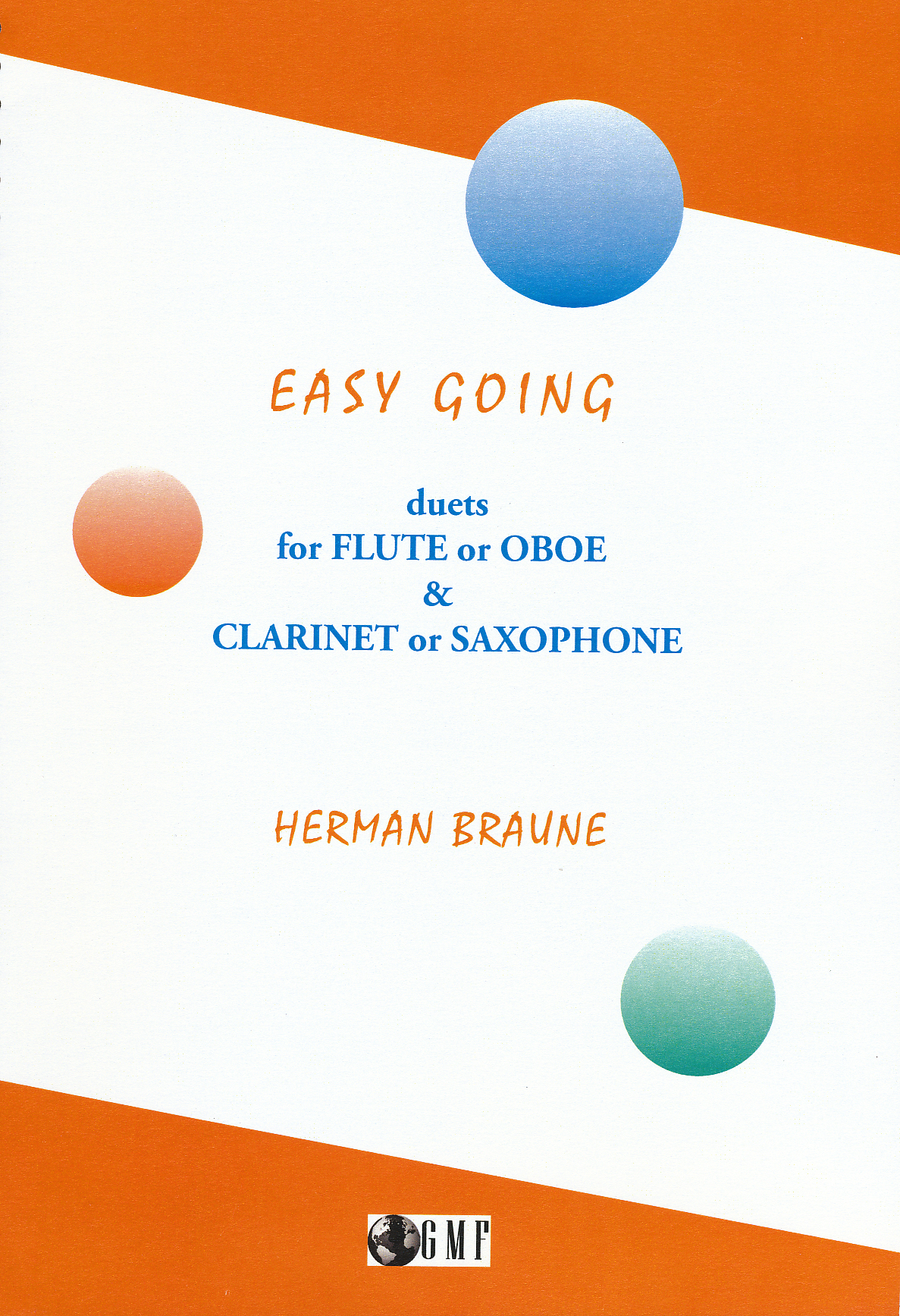 Easy going (fl/ob,cl/sax)