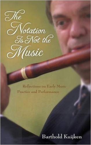 Notation Is Not the Music - Reflections on Early Music Practice...