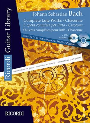 Complete Lute Works - Chaconne (gu+2CD)