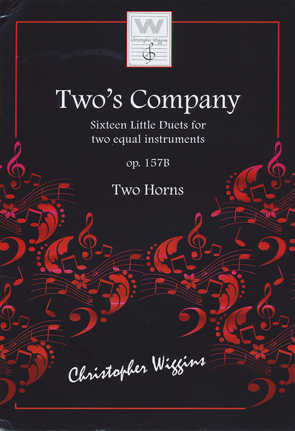 Two's Company - 16 Little Duets op 157b  (2cor)