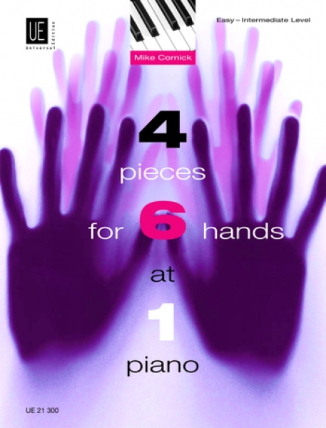 4 Pieces for 6 Hands (6ms)